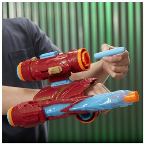 NERF Blaster Iron Man