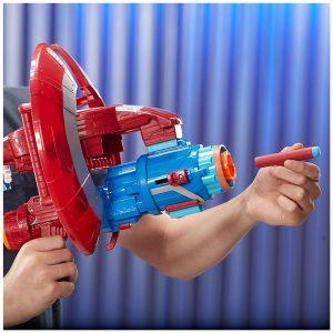 NERF Blaster Capitan America
