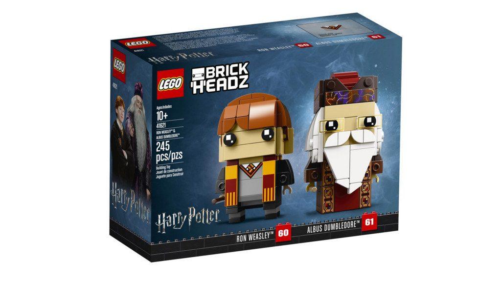 Lego harry potter tutti i nuovi playset dellestate 2018 il blog
